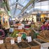 Gyeongdong Market Stalls