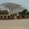 Gadwal Station Auto Stand