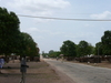 Gambia  Sankandi Street