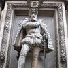 Statue Of Gaspard De Coligny