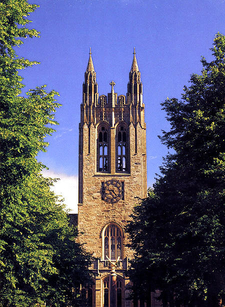 Gasson Tower At Boston College