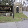 Gate Of Heaven Cemetery Upper Entrance