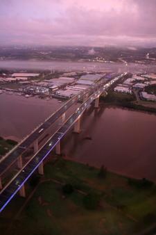 Gateway Bridge Aerial