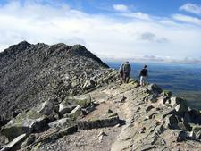 Gaustatoppen Peak