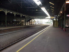 View From Platform 1