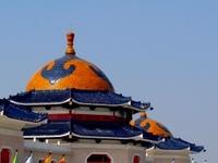 Mausoleo de Genghis Khan