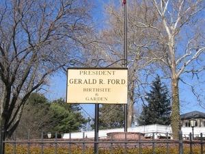 Gerald R. Ford Birthsite Y Jardines