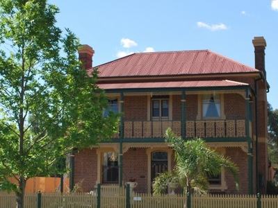 Gerogery Station Masters House