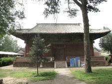 The Wenshu Hall Of The Geyuan Temple