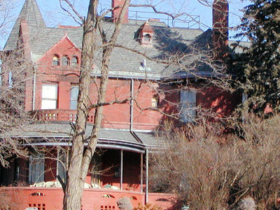 Giesen Hauser House