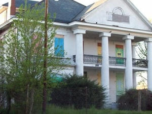 Elizabeth Harden Gilmore House