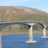 Gimsøystraumen Ponte