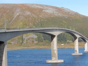 Gimsøystraumen Bridge