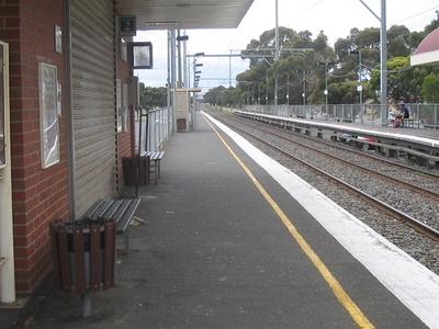 Ginifer Railway Station