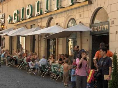 Giolitti At Via Uffici Del Vicario Rome