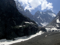 Glaciar Negro