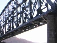 Glenwood B & O Railroad Bridge
