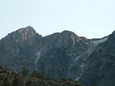 Glacier Lake Cliffs Beartooths