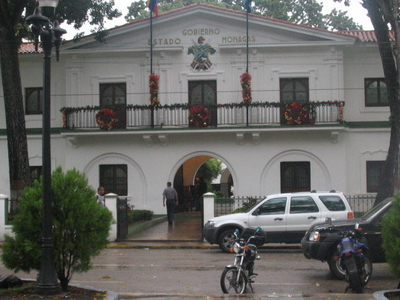 Government Palace In Maturín