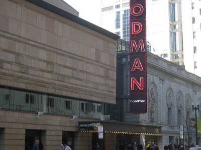 The Goodman Theatre