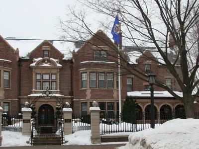 Minnesota Governors Residence