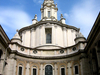 Church Of Saint Yves At La Sapienza