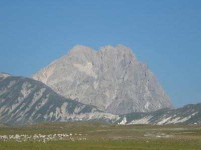 Gran Sasso Mountain