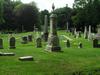 Graves At Green-Wood