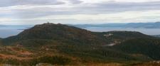 Gråkallen Seen From Storheia