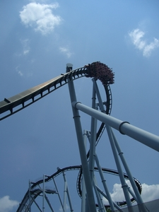 Great Bear's 124 Foot Drop
