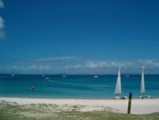 Great Keppel Island Beach