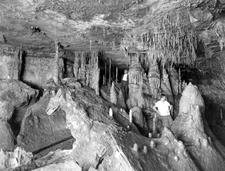 Great Onyx Cave Kentucky