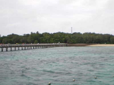 Green Island Jetty