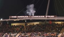 Gregan Larkham Stand