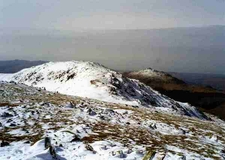 Grey Friar And Harter Fell From Great Carrs