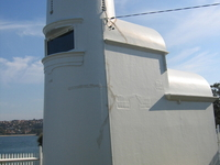 Grotto Point Light