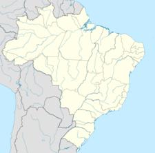 Gua Branca Is Located In Brazil
