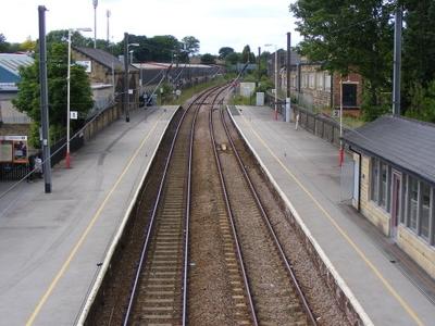 Guiseley Railway Station