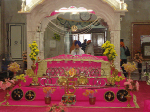 Gurudwara Paonta Sahib