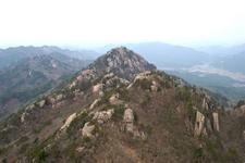 Gwaneum Peak At Songnisan