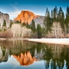 Half Dome & Yosemite NP