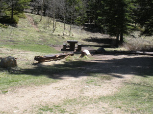 Hall Valley Campground