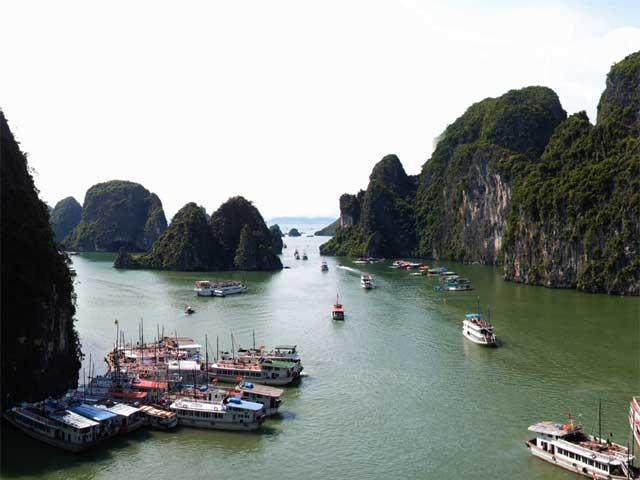 Ha Noi - Ha Long - Bai Dinh - Trang An Tour Photos