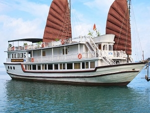Halong Legacy Legend Cruise From David Tran Travel