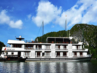 Best Deal from Halong Legends Travel: 154$ for Pelican Cruise