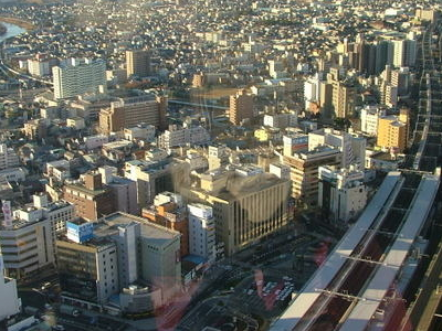 Hamamatsu From Above