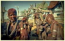 Hamar Tribe Women