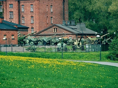 Hameenlinna Artillery Museum