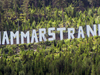 Hammarstrand Sign