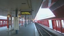 Hammerbrook Railway Station